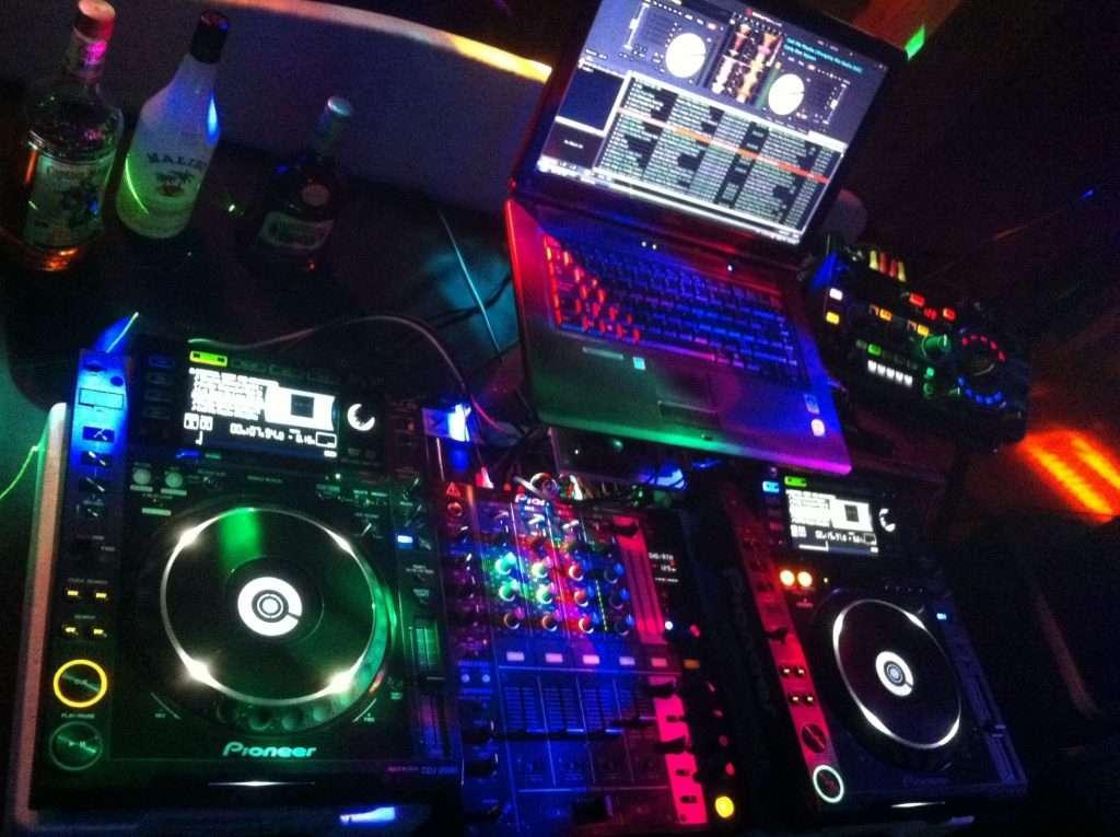 Sound Lighting Installation Rental