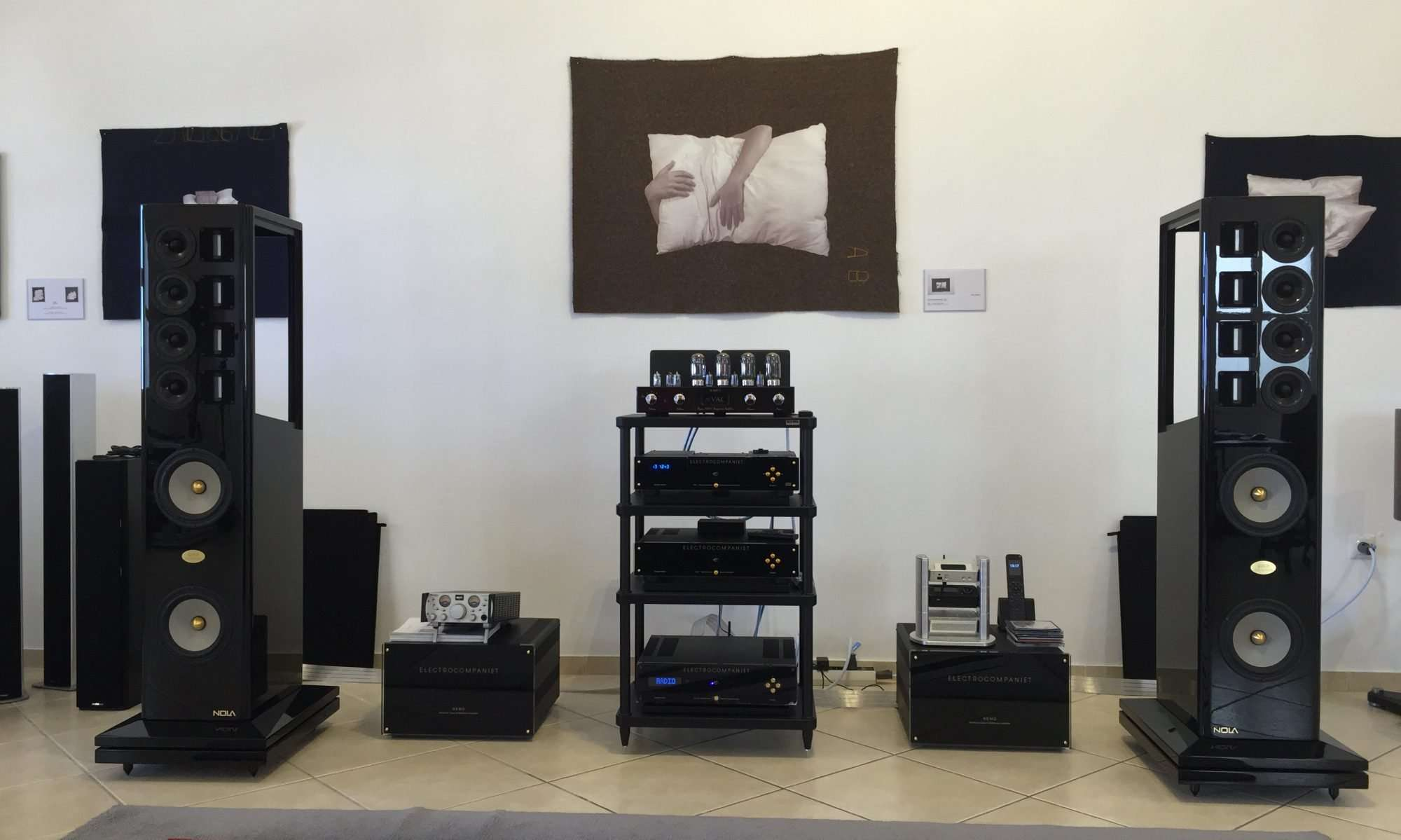 Audio & Art Galleries