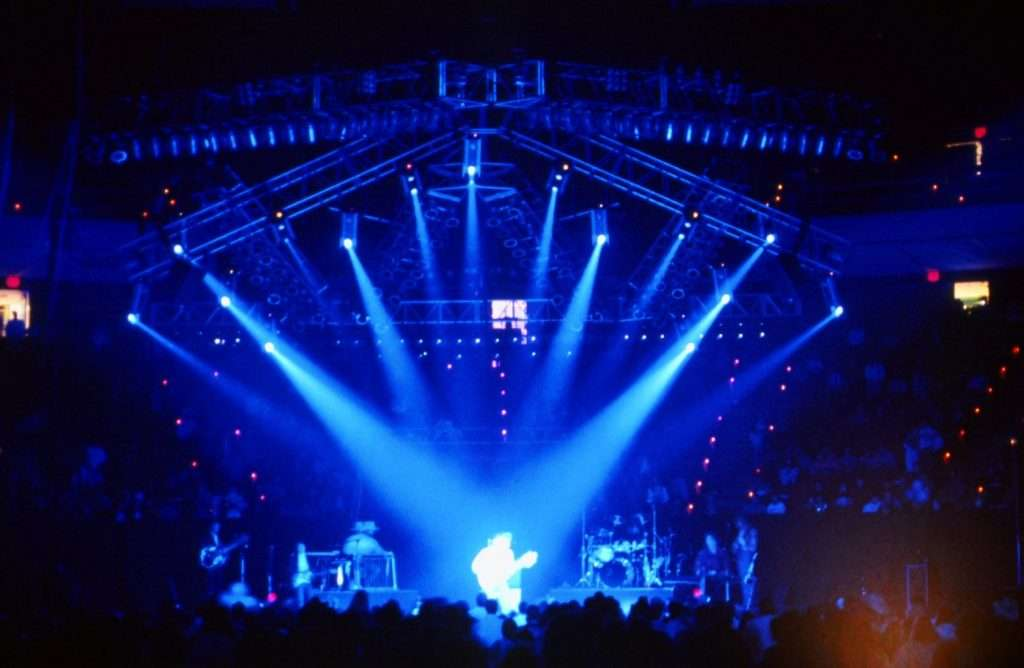 Audio & Art Galleries: Sound & Lighting Equipment in Live Concerts